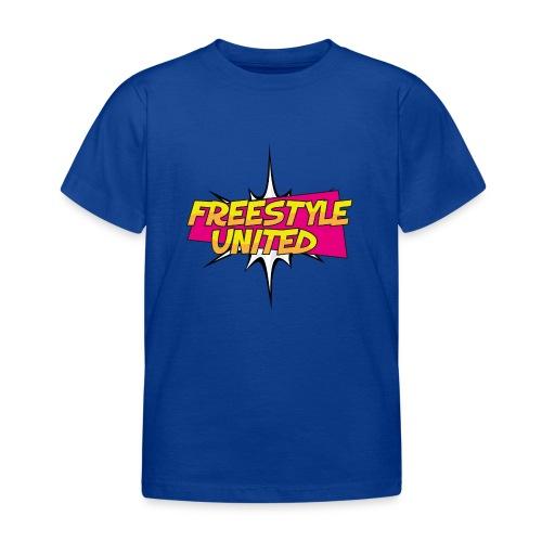 Logo Freestyle United - Kinderen T-shirt