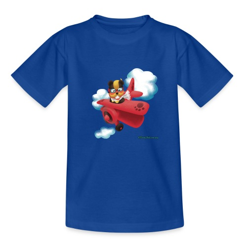 Bearplane - Kids' T-Shirt