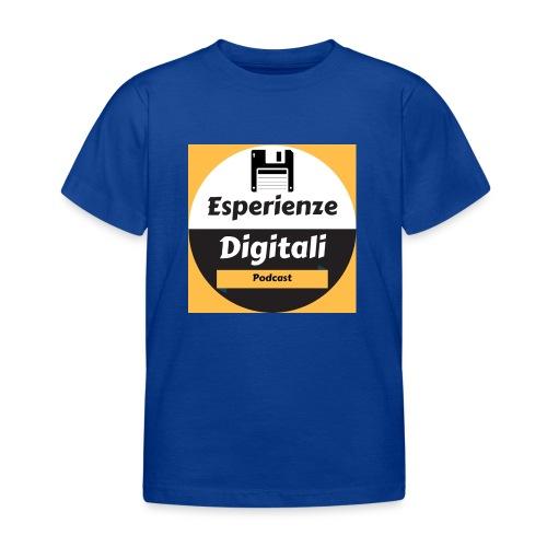 Logo Esperienze Digitali - Maglietta per bambini