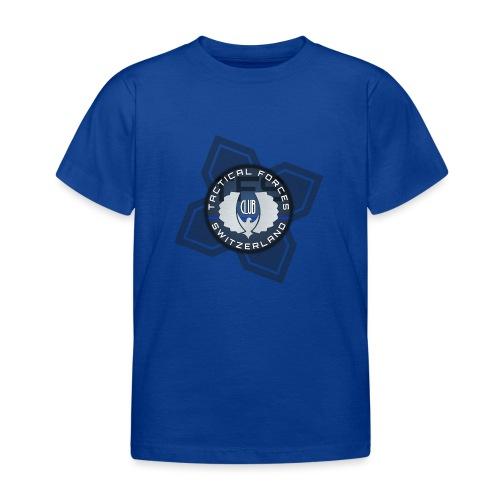 TFS Badge Bleu - T-shirt Enfant