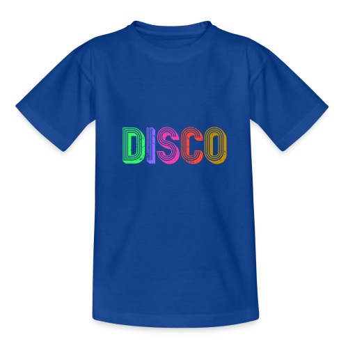 DISCO - Kinder T-Shirt