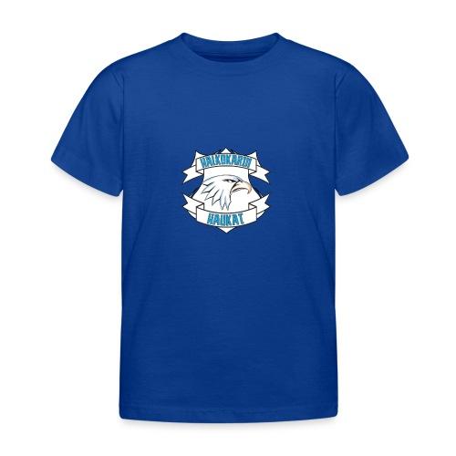 Halkokarin Haukat - Lasten t-paita
