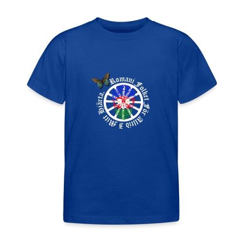 LennyhjulRomaniFolketivitfjerliskulle - T-shirt barn