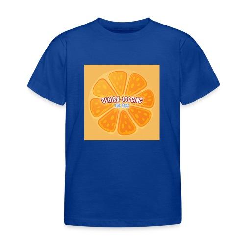 orangetextur - Kinder T-Shirt