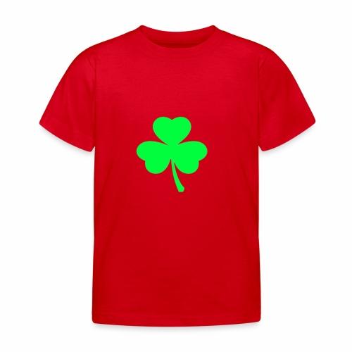 suerte - Camiseta niño