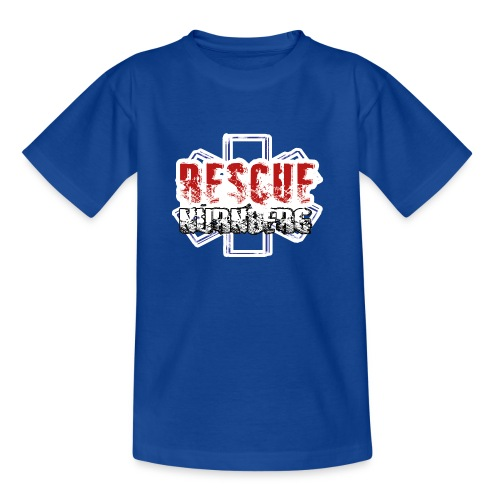 Rescue NBG - Kinder T-Shirt