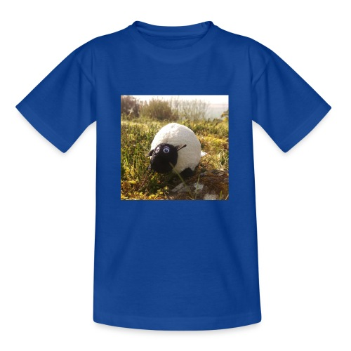 Sheep in Ireland - Kinder T-Shirt