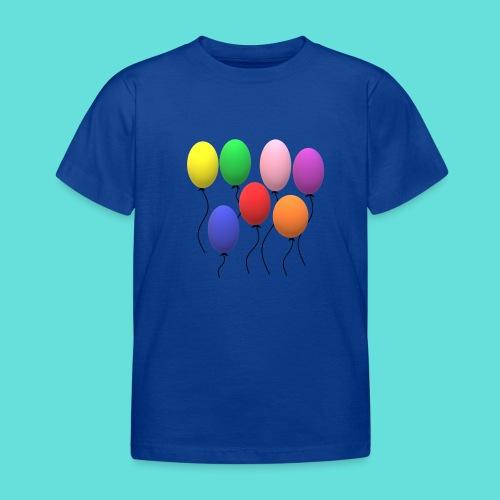 ballons - T-shirt Enfant