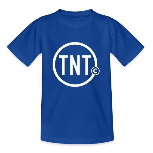 TNT-circle - Kinderen T-shirt
