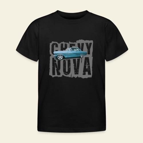 nova - Børne-T-shirt