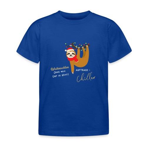 Weihnachten ohne mich gibt es nicht Design - Kinder T-Shirt