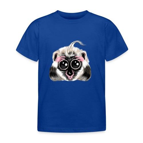 Lemur design / print - Kids' T-Shirt