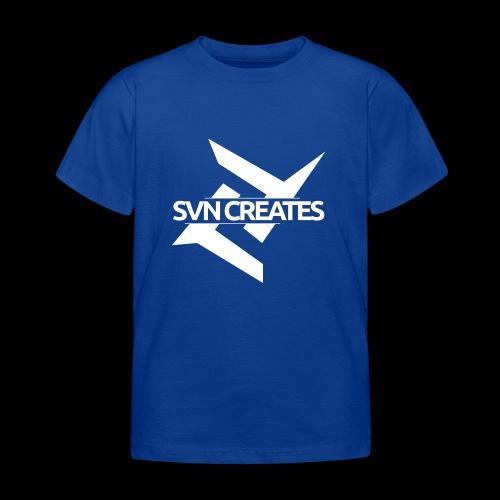 SVN Shirt logo 1 png - Kinderen T-shirt