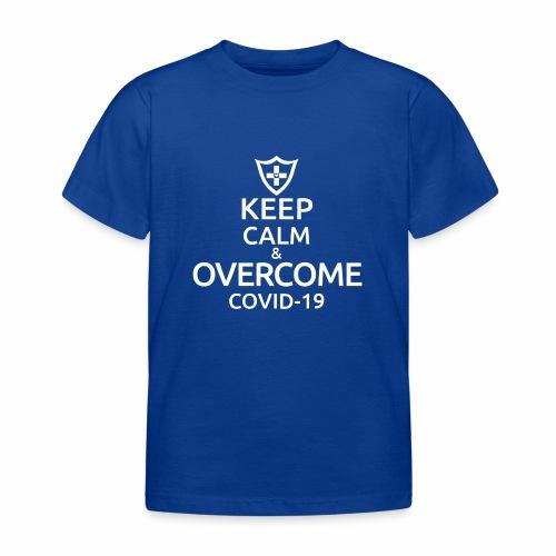 Keep calm and overcome - Koszulka dziecięca