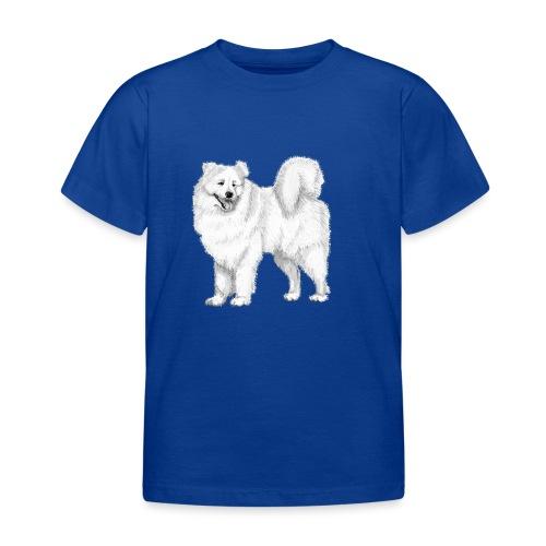 samoyed - Børne-T-shirt