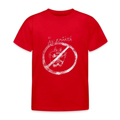 Mättää black - T-shirt barn