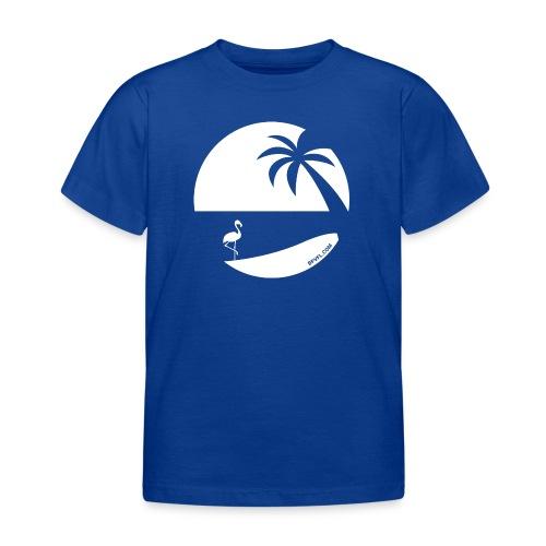 Logo French Floridian blanc - T-shirt Enfant