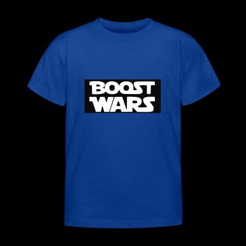 Boost Wars - Kinder T-Shirt