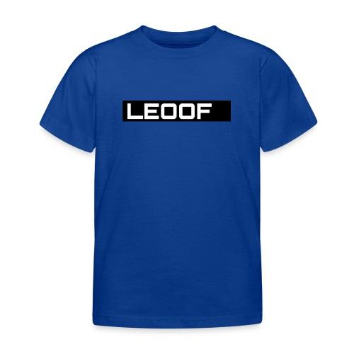 LEOOF - Kinderen T-shirt