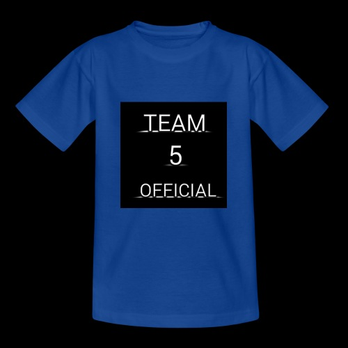 Team5 official 1st merchendise - Kids' T-Shirt