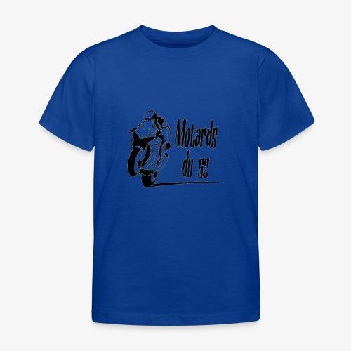 logo motards du 52 - T-shirt Enfant