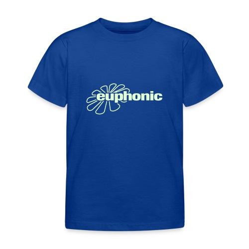 logo euphonic - Kids' T-Shirt