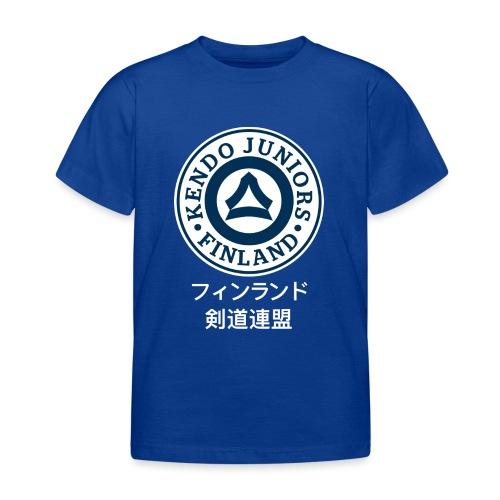 Junnu-FKA logo - Lasten t-paita