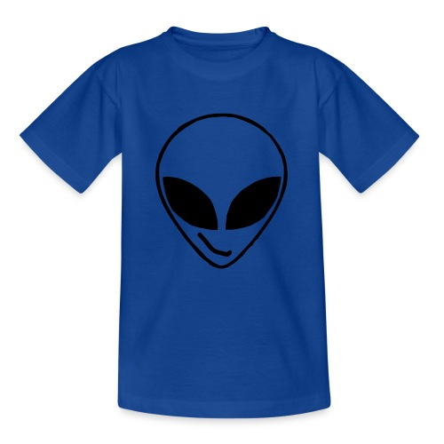 Alien simple Mask - Kids' T-Shirt