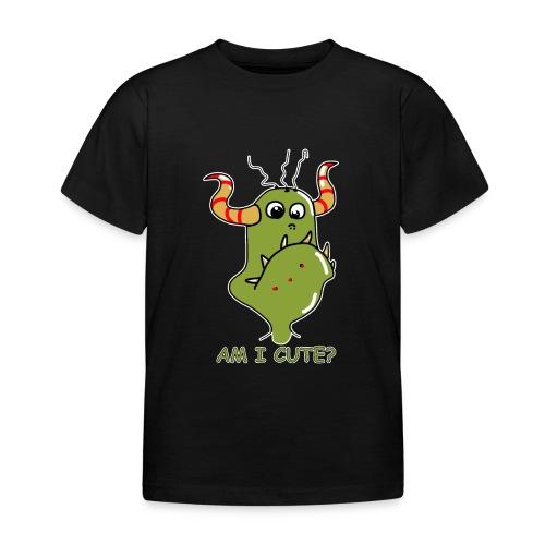 Cute monster - Kids' T-Shirt