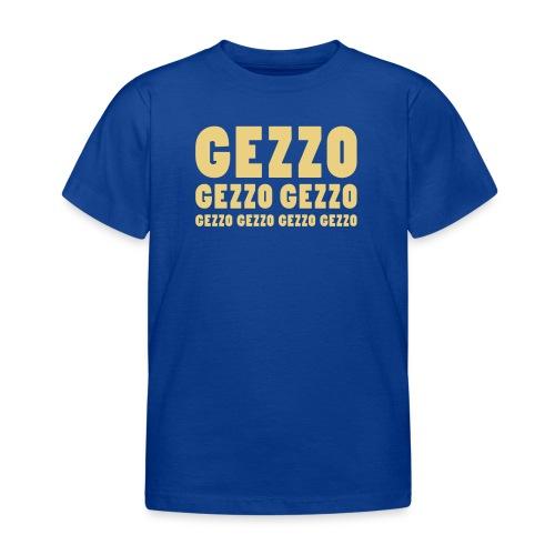 gezzo - Kinder T-Shirt