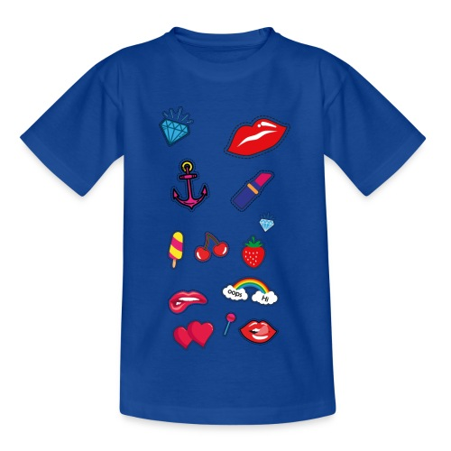 ecussons pop - T-shirt Enfant