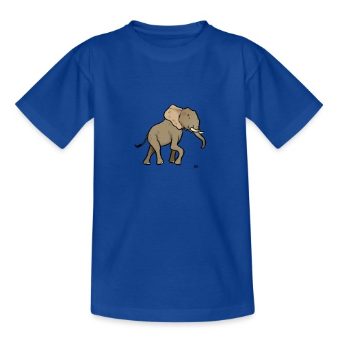 African elephant - Kids' T-Shirt