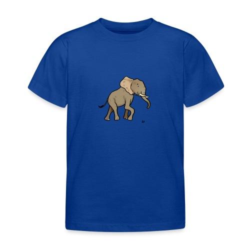 Afrikanischer Elefant - Kinder T-Shirt