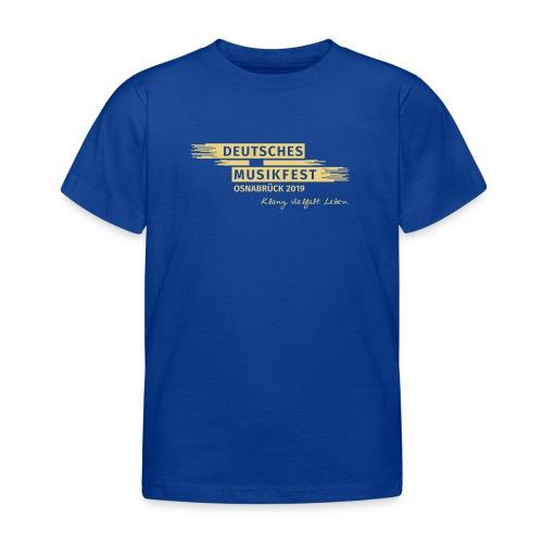 DMF Logo Osnabrück - Kinder T-Shirt