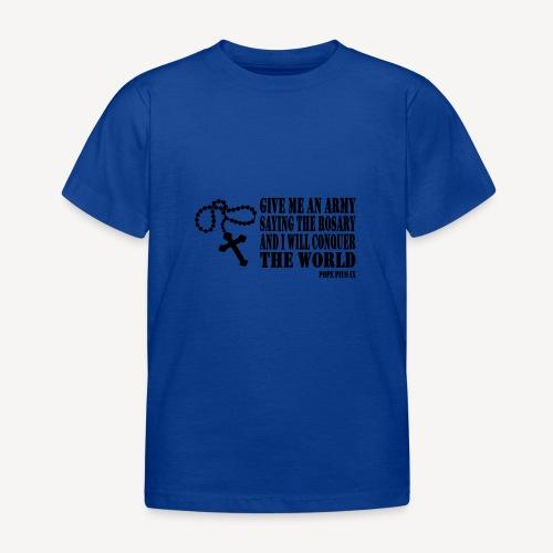 ROSARY - Kids' T-Shirt