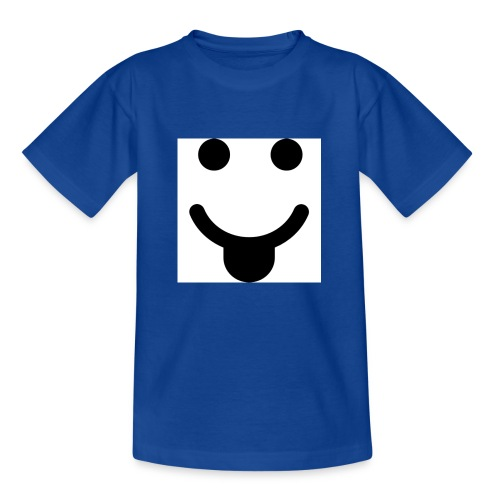 smlydesign jpg - Kinderen T-shirt