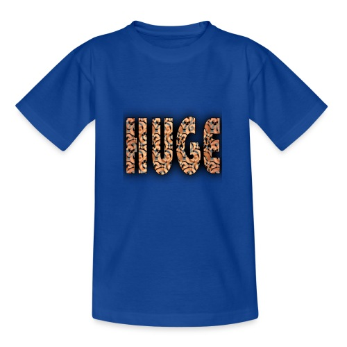 hugelogotje png - Kinderen T-shirt