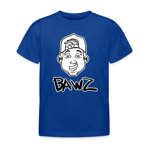 Bawz gezicht - Kinderen T-shirt
