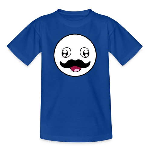fancy derp - Kids' T-Shirt