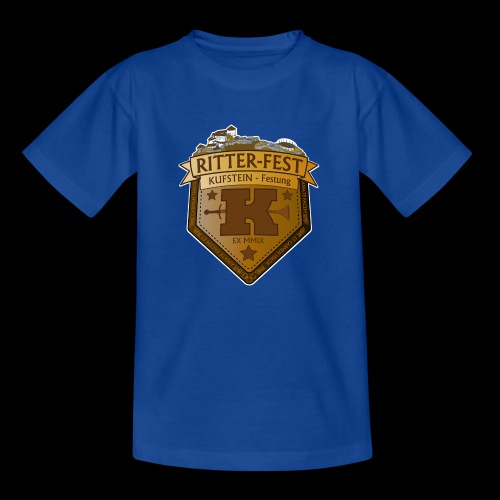 Ritter-Fest Kufstein - Official Merch by DOC - Kinder T-Shirt