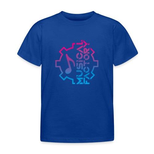 Musical Factory Marchio - Maglietta per bambini