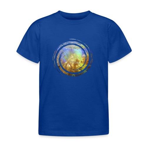 Opal Spirale - Kinder T-Shirt