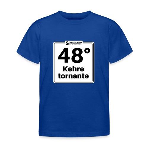 TORNANTE - Maglietta per bambini