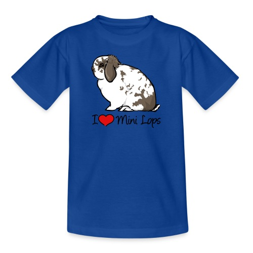 _minilopUK - Kids' T-Shirt