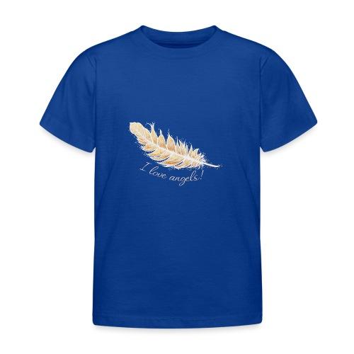 EngelFeder Love - Kinder T-Shirt
