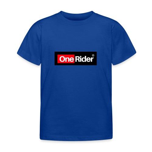 Colección OneRider® - Camiseta niño