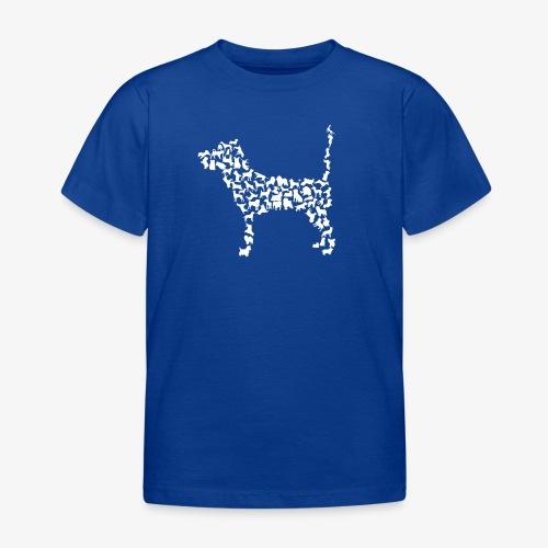 Hunde Kollage - Kinder T-Shirt