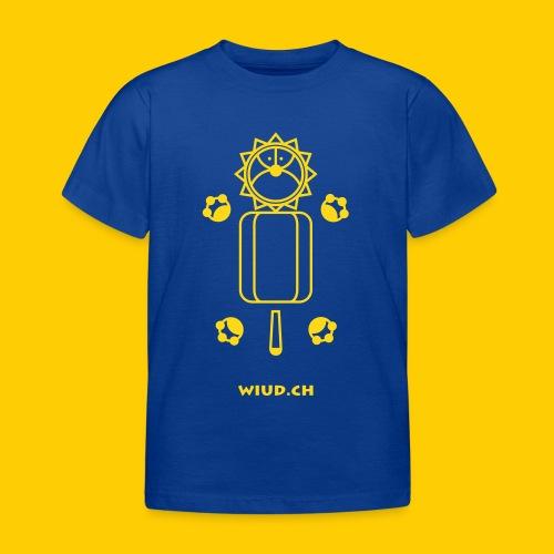 WIUD Löwe breit - Kinder T-Shirt