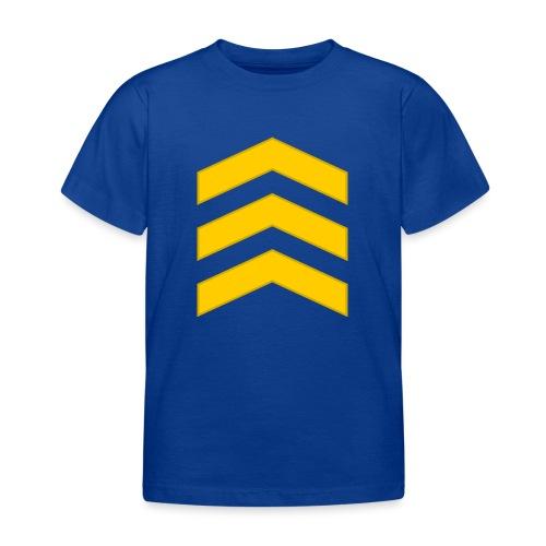 Kersantti - Lasten t-paita