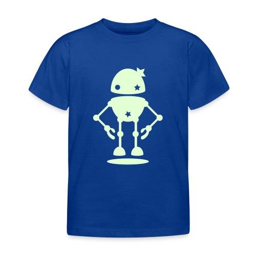 Floating Robot - Kids' T-Shirt